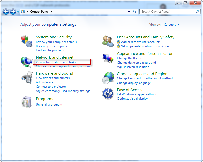 how to make aol my homepage on windows 7