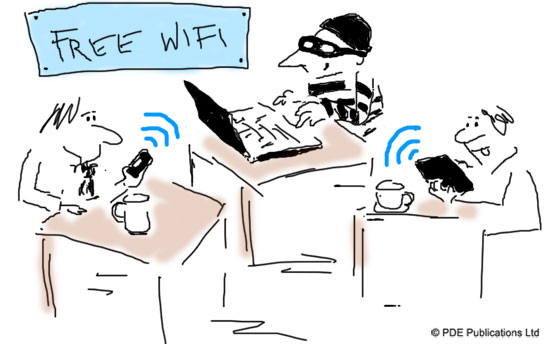 Public WiFi Security