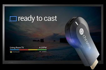 Setup Smart DNS on Chromecast