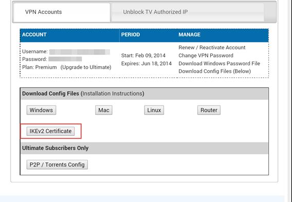 How to Setup IPSEC IKEv2 VPN on Windows phone 8 1