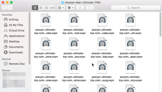 How to setup Tunnelblick on Mac OS X - Acevpn com